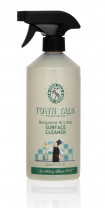 Mr Town Talk surface cleaner, bergamont and lime, 1 litre