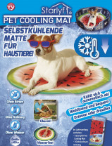 Pet Cooling Mat - The self-cooling mat for pets