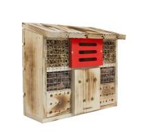 Insektenhotel - Bienenhotel - Nisthilfe für nützliche Insekten