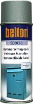 belton Hammerschlag-Lack, silber - 400ml