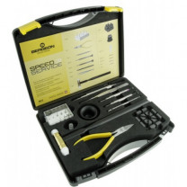Bergeon 7813 Werkzeugkoffer für den Bandwechsel