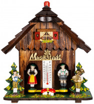 Wetterhäuschen Grünwald