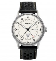 JUNKERS GMT Quarz-Herrenarmbanduhr