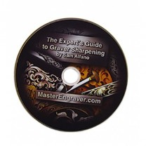 DVD The Expert´s Guide to Graver Sharpening