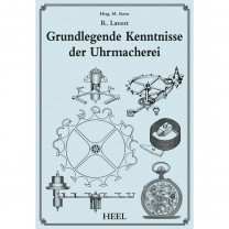 Book: Grundlegende Kenntnisse der Uhrmacherei