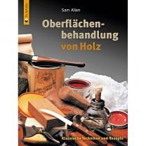 """Buch """"Oberflächenbehandlung von Holz"""""""