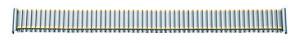 Flex-Metallband Edelstahl 14-16mm bicolor PVD, poliert/mattiert mit Wechselanstoß