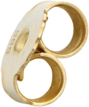 Ear stud double pierced Ø 5.00mm