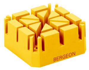 Untersatz aus Weichkunststoff für Metallbänder bis 2,2 bis 4,0 mm Bergeon