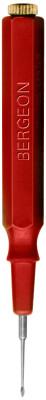 Pique-huile Trium rouge, grand, avec 2 pointes de rechange