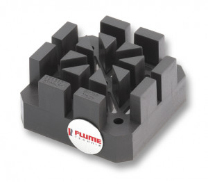 Base made of hard plastic for metal bands from 3.5 to 7.0 mm Bergeon
