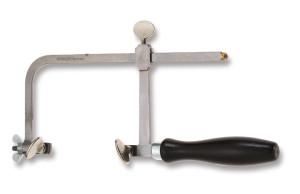 Laubsägebogen mit Spannschraube Ausladung 60 mm