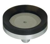 Saugstempel (oben) Ø 40 mm für Gehäuseöffner mit Handrad Bergeon