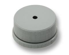 Plate, height-adjustable, dia. 28 mm