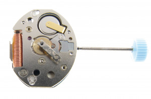 Watch movement quartz Ronda 753, hour H 0.95 SC