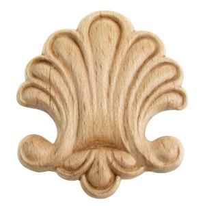 Zierteil Ornament Holz