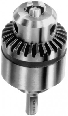 Chuck for bushing tool Bergeon
