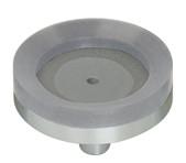 Saugstempel (oben) Ø 34 mm für Gehäuseöffner mit Handrad Bergeon
