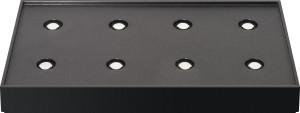 Plaque de base pour oscillateurs de montres Boxy