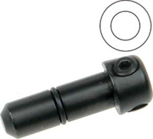 GRS QC-Werkzeughalter aus Stahl für Schaft-Ø 3,17 mm Inhalt 1 Stück