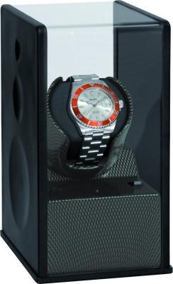 Satin Carbon Expert Uhrenbeweger