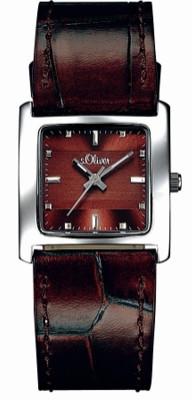 s.Oliver Lederband braun SO-1137-LQ