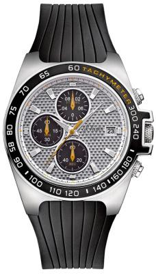 s.Oliver bracelet-montre plastique PU noir SO-1920-PC
