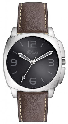 s.Oliver PU Band braun SO-2510-LQ