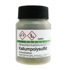 Liver of sulphur 100g