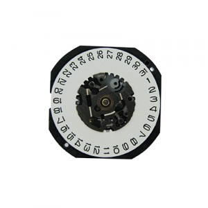 Watch movement quartz Japan VX32E SC, D3