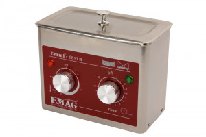Ultrasonic cleaner Emmi-08ST H stainless steel with heating