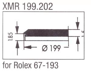 Glass XMR 199.202 Mineral