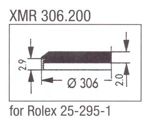 Glass XMR 306.200 Mineral