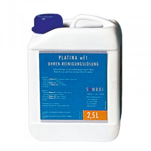 'Platina wf 1' Clock Cleaner