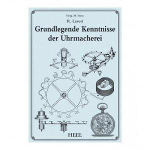 Buch Grundlegende Kenntnisse der Uhrmacherei