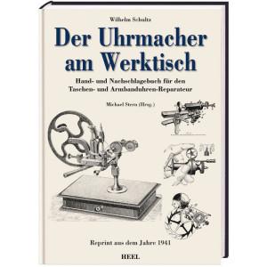 Buch Der Uhrmacher am Werktisch