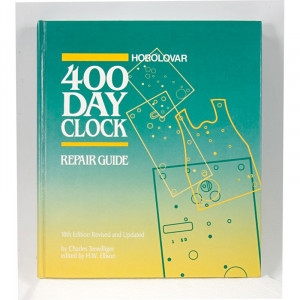 Buch 400-Day Clock Repair Guide