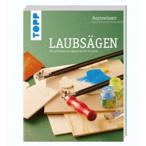 Book fretsawing basic knowledge (German version)