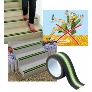 Anti-slip light strip 2 in 1
