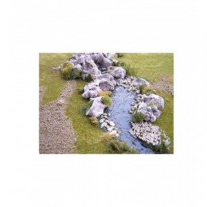 Rocks for landscape construction