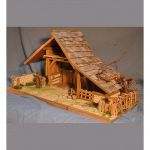 Hochalm crib construction set