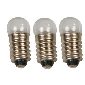 LED-Schraubbirne warmweiss