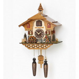 Schwarzwaldhof cuckoo clock