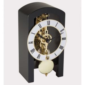 Horloge de table HERMLE, noir