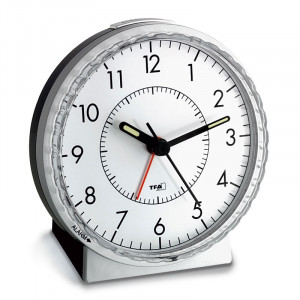 TFA Quartz Alarm Clock