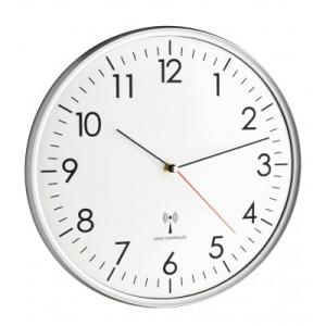 Horloge murale radiopilotée TFA