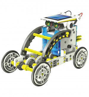 14 in 1 Solar-Roboter