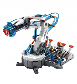 """Octopus"" Hydraulic Robot Arm"