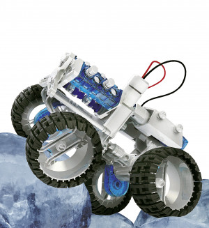 Salt Water All-Terrain Vehicle Kit