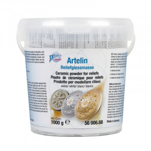 Masse de coulage Artelin 5000g